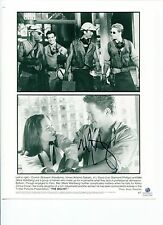 Mark Wahlberg The Big Hit Signed Autograph Photo GA COA