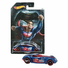 NEW Exclusive  Hot Wheels 1:64 Die Cast Car DC  Batman Superman COVELIGHT #4