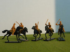 1/32 SCALE  BRITISH CAVALRY 13TH HUSSAR SET