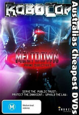 Robocop: Meltdown Prime Directives DVD NEW, FREE POSTAGE WITHIN AUS REGION ALL
