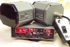 POLICE RADAR  KUSTOM PRO-1000DS MOVING AND STATIONARY DUAL ANT 1 YEAR WARRANTY