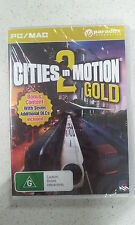 Cities in Motion 2 Gold Game PC (NEW)