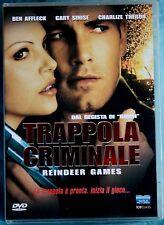 TRAPPOLA CRIMINALE - BEN AFFLECK - DVD