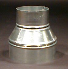 "7"" x 6"" Sheet Metal Taper Reducer Dust Collectors Duct"