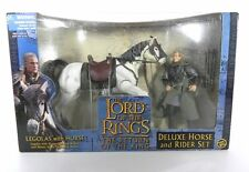 LOTR  The Return Of The King Legolas With Horse, NIB 2003