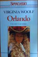 VIRGINIA WOOLF - ORLANDO - RIZZOLI 1993