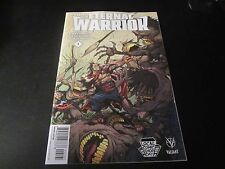 WRATH OF THE ETERNAL WARRIOR #1 LOCAL COMIC SHOP DAY VARIANT  RARE HTF!!