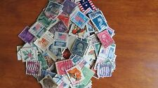 US -Accumulation/Kiloware 1oz (aprox 480) Difinitive stamps off paper- AC 121