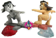 NEW SURFIN JESUS COLLECTION BAD TASTE BEARS BEAR FIGURES FIGURINES TWIN PACK