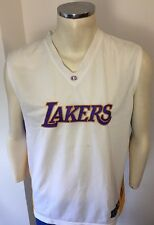 CAMISETA LAKERS SHIRT VINTAGE CHAMPION NBA TALLA L