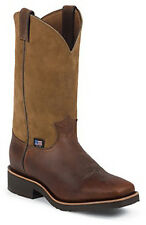 New in Box Chippewa Men's 12 Inch Square Toe Pull On Boot Style 29326 SZ 10EE 2E