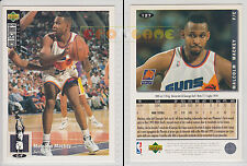 NBA UPPER DECK 1994 COLLECTOR'S CHOICE - Malcolm Mackey #127 - Ita/Eng- MINT
