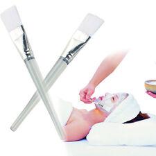 2-tlg. DIY Masken Pinsel Schminkpinsel Make up weich Brush Beauty Haut Gesichts