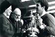 Signed Ron Yeats Liverpool 1965 FA Cup Final Autograph Photo