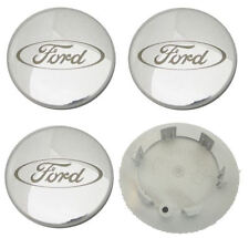 GENUINE FORD StreetKA Street KA ALLOY WHEEL CENTER CAPS x 4 98AB1000AA
