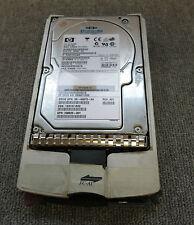 """HP 293555-002 BD07255B29 72.8GB 10K RPM FC 40 Pin 2 GBIT 3.5""""  Hard Drive"""