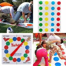 Hot Classic Twister Game Funny Friend Family Move Game Classic Board Game