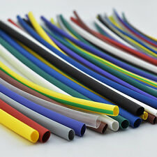 55 Pcs Heat Shrink Heatshrink Wire Wrap Sleeve Car Electrical Cable Tube Tubing