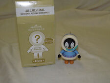 Hallmark Ornament - 2011 Frosty Mystery Ornament - Penguin