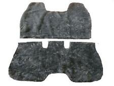 GREY FUR BENCH SEAT COVER ( SHEEPSKIN LOOK) FIT TOYOTA HILUX 1990 - 1994