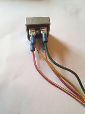 Vintage Motorcycle 4 Wire Rectifier Upgrade Norton BSA Aermacchi Lucas Triumph