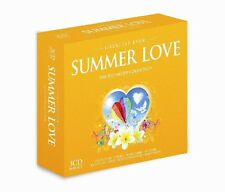 GREATEST EVER SUMMER LOVE 3 CD BOXSET ( BILL WITHERS, BARRY WHITE, UVM. ) NEU