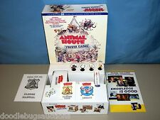 USAopoly Classic ANIMAL HOUSE Fun College Movie TRIVIA Board Card Game COMPLETE