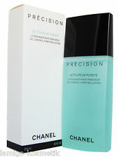 CHANEL PRECISION ACTIVATEUR PURETE OIL-CONTROLPURIFYNG LOTION 200ml.
