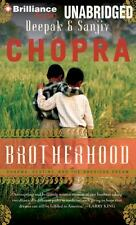 NEW Brotherhood: Dharma, Destiny, and the American Dream by Deepak Chopra MP3 CD