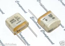 4pcs - WIMA MP3-X2 0.1uF (0.1µF 100nF) 275Vac pitch:15mm CLASS X2 Capacitor