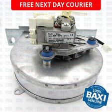Baxi Solo WM 70/4PF Boiler Fan 227161 - GENUINE, BRAND NEW & FREE NEXT DAY P&P