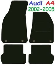 Deluxe Quality Car Mats for Audi A4 02-05 ** Tailored for Perfect fit ;) **