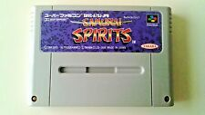 SAMURAI SPIRITS Nintendo Super Famicom Japanese SFC SNES Japan USED