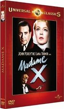 MADAME X (1966 Lana Turner) -  DVD - PAL Region 2 - New