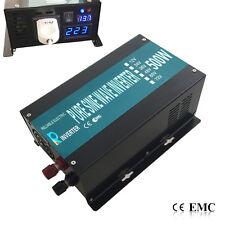 12V to 240V 50HZ 500W Off Grid Pure Sine Wave Car Power Inverter