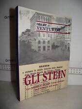 LIBRO Venturini GLI STEIN Spaccato vita Trieste asburgica XVII XIX sec. 1^ed.'07