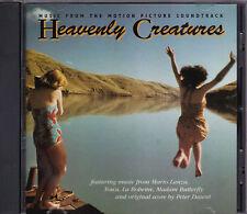 Heavenly Creatures - Soundtrack - CD (Peter Dasent) (BMG 1994)