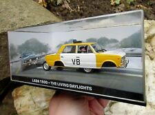 007 JAMES BOND Lada 1500 Police 1:43 BOXED CAR MODEL Living Daylights