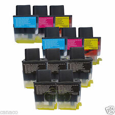 11 Pack LC41 Compatible ink cartridge for Brother MFC-210C MFC-420CN MFC-620CN