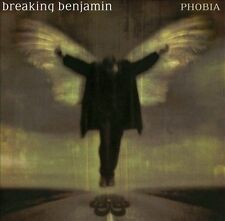 NEW - Phobia [Edited] by Breaking Benjamin