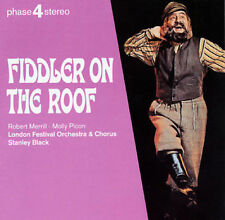 Fiddler On The Roof (1968 Studio Cast) by Jerry Bock, Stanley Black, Robert Bow