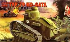 JAPANESE LIGHT TANK TYPE 79 KO-GATA (JAPANESE RENAULT FT 17) 1/72 RPM panzer