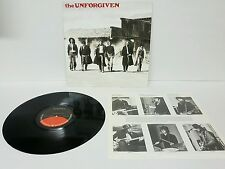 The Unforgiven ‎– The Unforgiven - Germany - 1986 - EKT 34