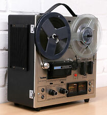 """AKAI 1722L Reel to Reel tape player 7"""" recorder PLAYER Made in Japan 1970's"""