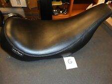 LEPERA SILHOUETTE SOLO Seat for HARLEY DAVIDSON  91-07 Road king