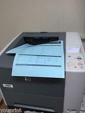 HP LaserJet P3005N Workgroup Network Monochrome Laser Printer Q7814A