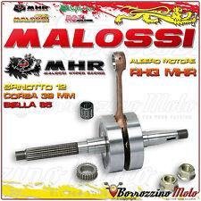 MALOSSI 539212 ALBERO MOTORE RHQ MHR SP. Ø 12 PIAGGIO NRG MC2 50 2T LC 1998-