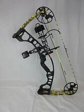 Hoyt Ignite Right Hand Black / Shed Yellow 15-70lbs 19-30in. Package