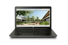 HP ZBook 17 G3 T7V61ET Intel i7 2.6GHz 17,3 FHD GFX W6150M 8GB 1TB Win7+10Pro