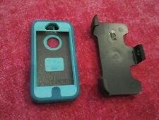 NEW AUTHENTIC OtterBox Defender Series Case iPhone 5S,no box,Great, turquoise